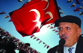 MHP'nin adayı Hükmü Pekmezci