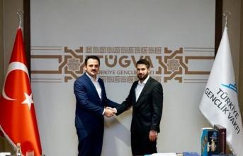 TÜGVA'nın yeni Başkanı Abdul Selam Doğan