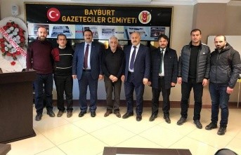 AK Parti'den BGC'ye ziyaret