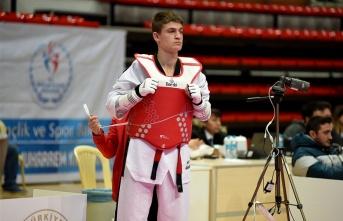 Bayburtlu tekvandocunun hedefi Avrupa Şampiyonluğu