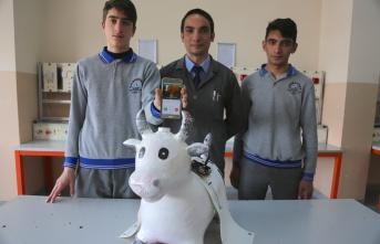 Lise öğrencileri bu projeyle Türkiye finalinde