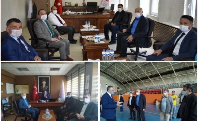 AK Parti Bayburt Milletvekili Fetani Battal, Kamu Yatırımlarını İnceleyerek Ziyaretlerde Bulundu