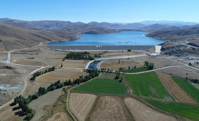 """CUMHURBAŞKANI ERDOĞAN: """"Demirözü Barajı Sulaması Bayburt'umuza  Hayırlı Uğurlu Olsun"""""""
