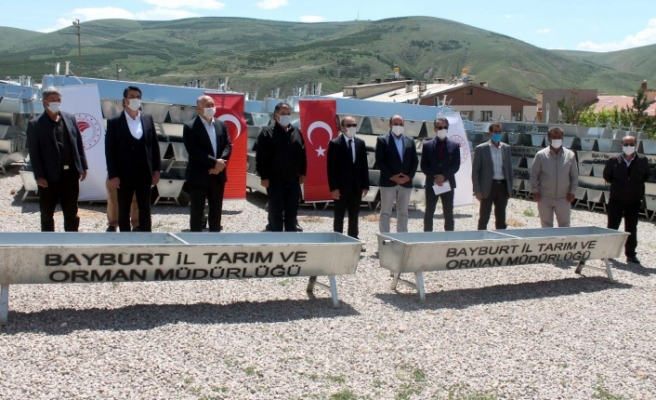 Köylere 119 Sıvat Yerleştirilecek
