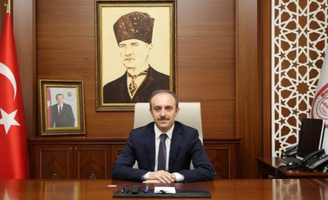 Vali Cüneyt EPCİM'in 15 Temmuz Demokrasi ve Milli Birlik Günü Mesajı