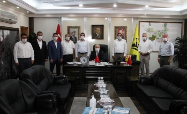 Bayburt Belediyesinde Toplu İş Sözleşmesi İmzalandı