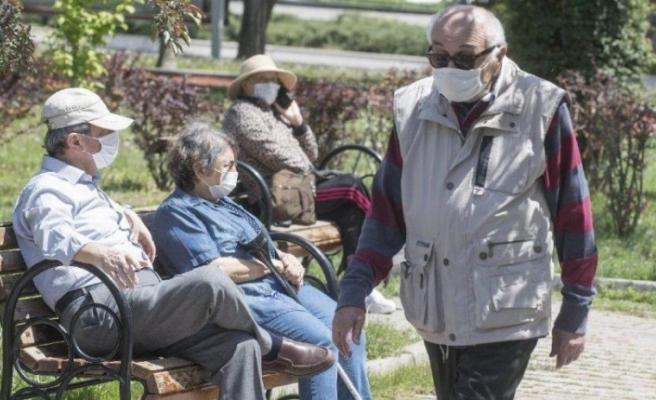 Gümüşhane'de 65 yaş ve üstü vatandaşlara yeni bazı kısıtlamalar getirildi