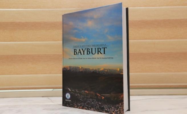 Bayburt Üniversitesinden Muhteşem Bir Eser Daha