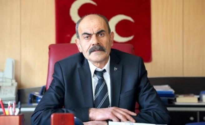 MHP İl Başkanı Bekir Kasap: Seçimleri Tek liste ve Tek aday olarak yapacağız !