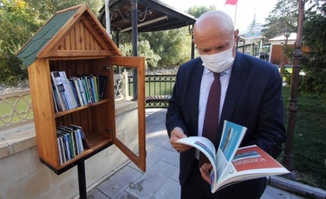 Bayburt Belediyesi ve İl Halk Kütüphanesi'nden Okuma Seferberliği
