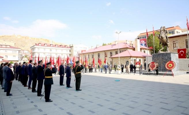 Bayburt'ta Cumhuriyet Bayram'ı Kutlamaları