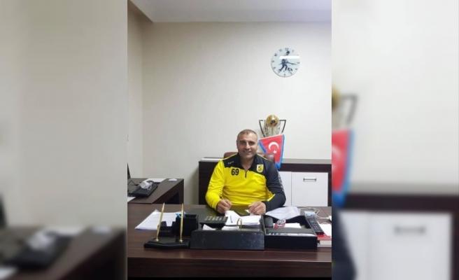 Bayburtspor Başkanı Tamer Saka İstifa etti