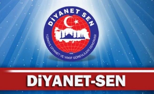 Diyanet-Sen Bayburt İl Başkanı İlhan KELLECİ' den  Cami ve Din Görevlileri Haftası Mesajı