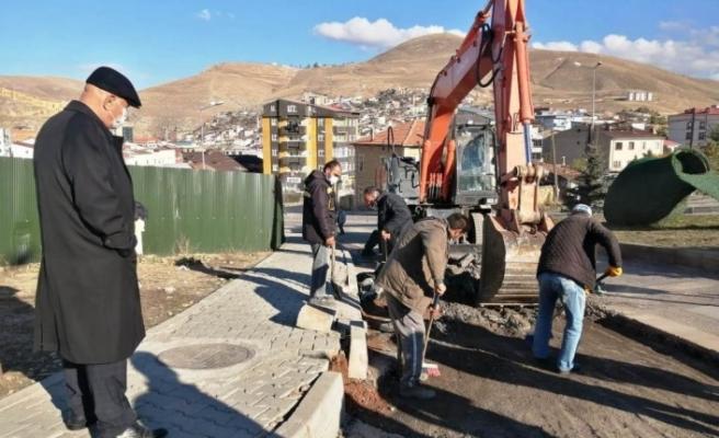 Bayburt'ta Kar-Buz Eritme Sistemi Hayata Geçiyor