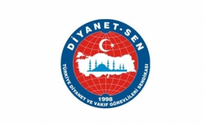 Diyanet-Sen Bayburt İl  Başkanı İlhan Kelleci'den Mustafa Öztürk'e Tepki !
