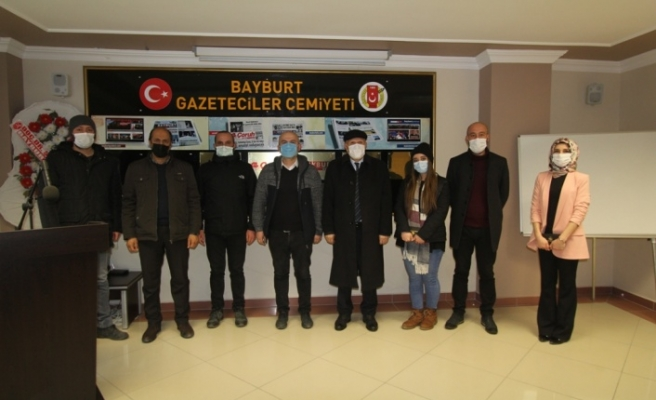 Başkan Pekmezci'den BGC'ye '10 Ocak' ziyareti