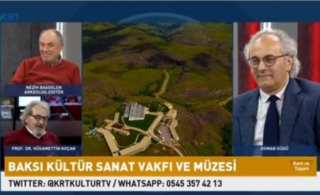 KRT TV'DE BAYBURTLUYA HAKARET EDEN GÜDÜ'den ÖZÜR