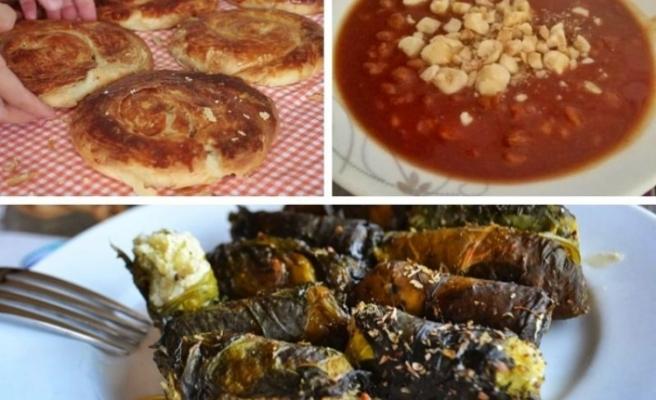 Bayburt'un Eşsiz Yöresel Yemekleri
