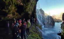 Öğrenciler Sırakayalar'ın eşsiz doğasını keşfetti