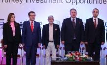Ağın ve Kahraman'dan Pakistanlı iş insanlarına Bayburt'a yatırım çağrısı