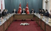 AK Parti Genel Başkanvekili Kurtulmuş Bayburt'ta STK temsilcileri ile buluştu