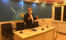 AK Parti Yeni Yönetim Kurulu ile İlk Toplantısını Yaptı