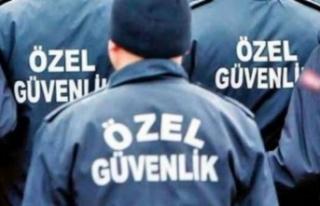 Güvenlik İş Sendikası Şube Başkanı AKTAŞ:...
