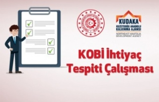 KUDAKA Erzurum, Erzincan ve Bayburt'ta KOBİ'lerin...