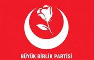 """Karabulut; """"Türk milleti, gazi ve şehitler..."""