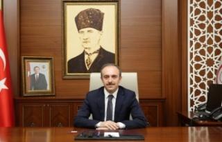 Vali Cüneyt EPCİM'in 15 Temmuz Demokrasi ve Milli...