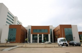 Yeni Devlet Hastanesi Çalışmalarında Son Aşamaya...