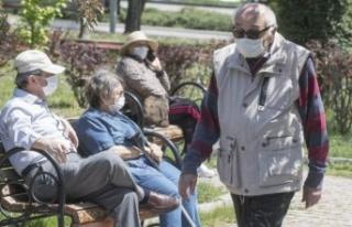 65 Yaş Ve Üstü İle Kronik Rahatsızlığı Bulunanlara...