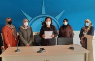 AK Parti'li Kadınlardan Abdurrahman Dilipak'a...