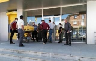 Demirözü ve Gökçedere'de PTT isyanı