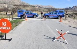 Örence Köyü Karantinaya Alındı