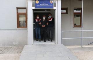 Bayburt'ta cinayetten aranan zanlı Trabzon'da...