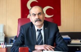 MHP İl Başkanı Bekir Kasap: Seçimleri Tek liste...