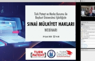 Türk Patent Birimi Artık Bayburt Üniversitesinde:...