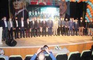AK Parti Bayburt Merkez İlçe Başkanlığına Yeniden...