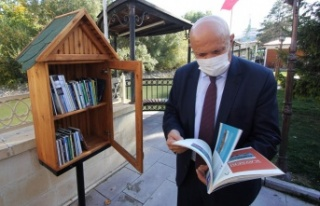 Bayburt Belediyesi ve İl Halk Kütüphanesi'nden...