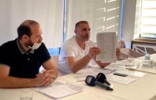 Bayburt Özel İdarespor Kulübü Başkanı Tamer...