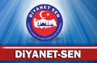 Diyanet-Sen Bayburt İl Başkanı İlhan KELLECİ'...