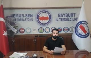 Genç Memursen Bayburt İl Temsilciliğinden Azerbaycan'a...