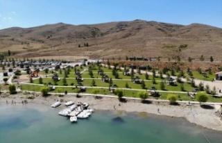 """""""Demirözü Barajı Sosyal Tesisi Çevre Düzenleme..."""