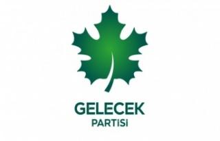 Gelecek Partisi Bayburt İl Başkanı Güler'in...