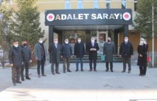 AK Parti Bayburt İl Teşkilatından, Sağlar, Ataklı...