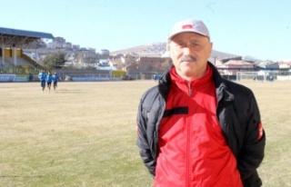 Bayburt Özel İdarespor da Teknik direktör Topuzoğlu...