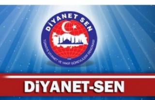 Diyanet-Sen Bayburt İl Başkanı İlhan KELLECİ:...