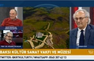 KRT TV'DE BAYBURTLUYA HAKARET EDEN GÜDÜ'den...