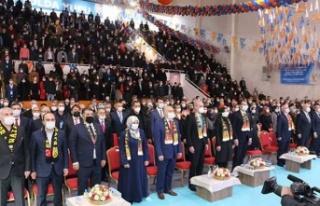AK Parti Bayburt'ta 'Hacı Ali Polat'la...